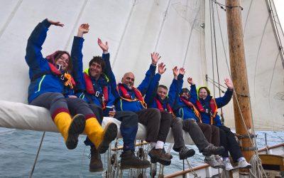 Teachers Day Sail