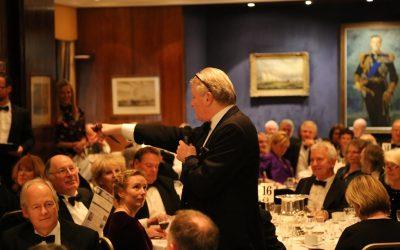 Gala Dinner raises £75,000