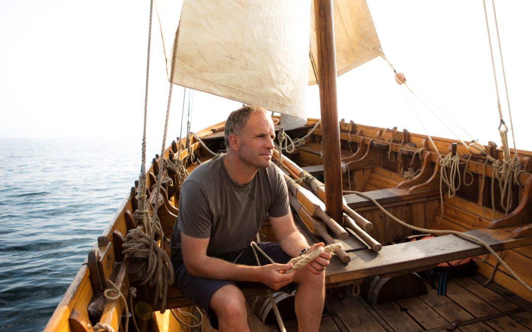 Yachtsman of the Year nominee Conrad Humphreys