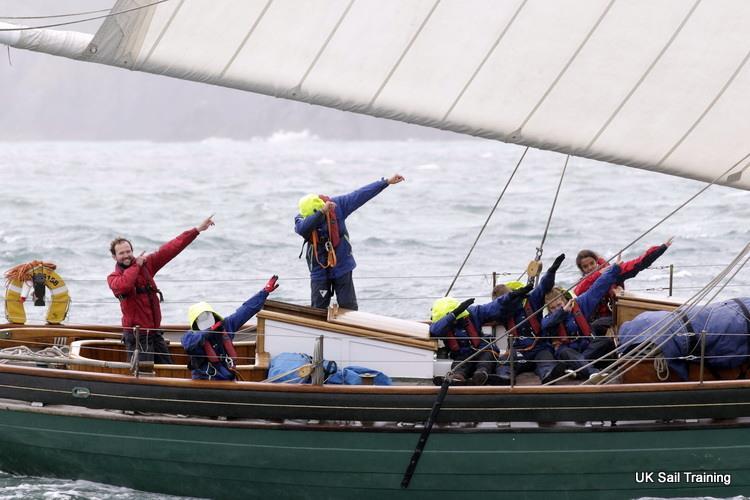 Courtesy of UK Sail Training