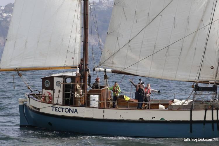 Torbay Small Ships Race April 2017