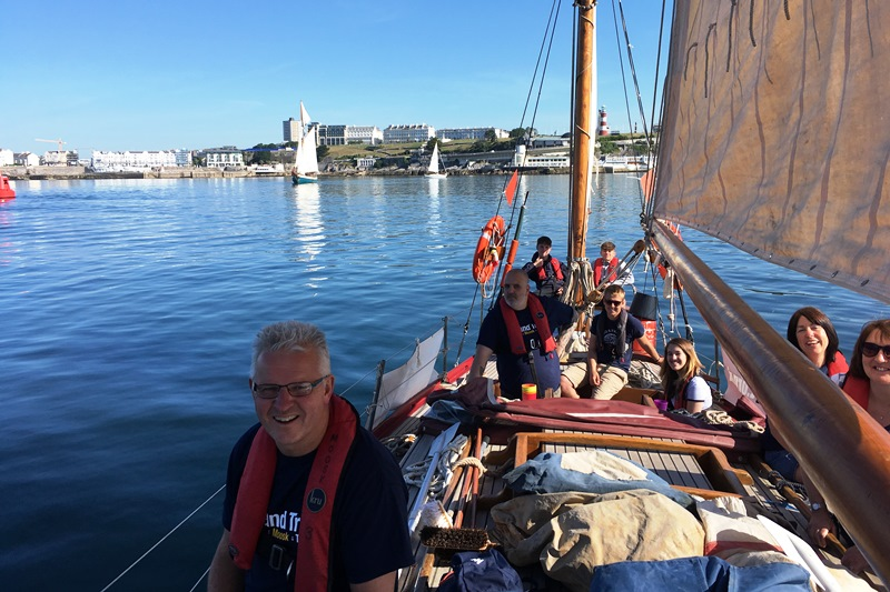 Eddystone Charity Sailing Pursuit 2018 – The Results