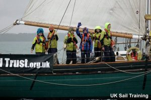 UK Sail Training