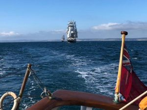 ASTO Small Ships Race