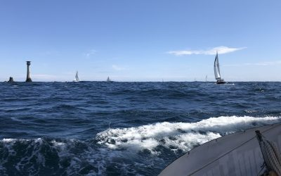 Eddystone Charity Sailing Pursuit 2019 – The Results