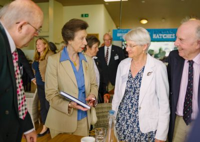 HRH The Princess Royal Visit 182