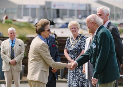 JimW-Island Trust Princess Royal Visit 077
