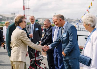 JimW-Island Trust Princess Royal Visit 086