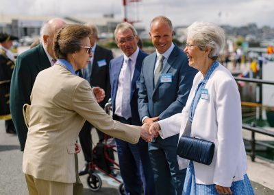 JimW-Island Trust Princess Royal Visit 088