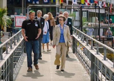 JimW-Island Trust Princess Royal Visit 096