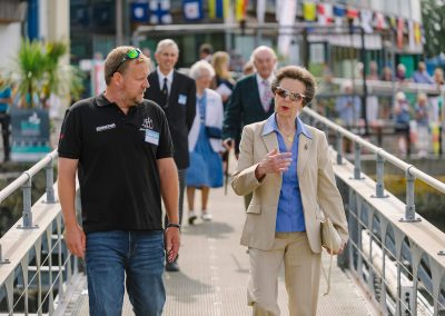 JimW-Island Trust Princess Royal Visit 099