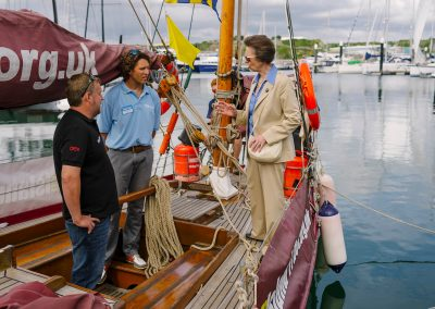 JimW-Island Trust Princess Royal Visit 108