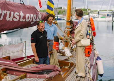 JimW-Island Trust Princess Royal Visit 109