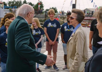 JimW-Island Trust Princess Royal Visit 116