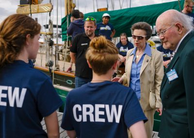 JimW-Island Trust Princess Royal Visit 117