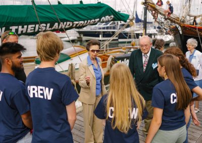 JimW-Island Trust Princess Royal Visit 120
