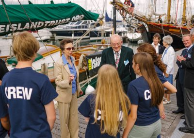 JimW-Island Trust Princess Royal Visit 121