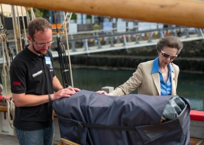 JimW-Island Trust Princess Royal Visit 123