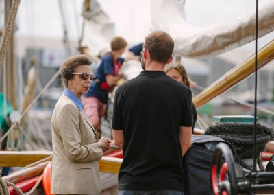 JimW-Island Trust Princess Royal Visit 131