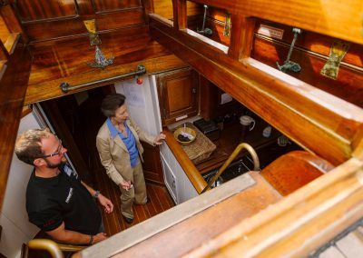 JimW-Island Trust Princess Royal Visit 133