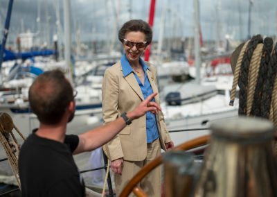 JimW-Island Trust Princess Royal Visit 136