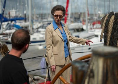 JimW-Island Trust Princess Royal Visit 139