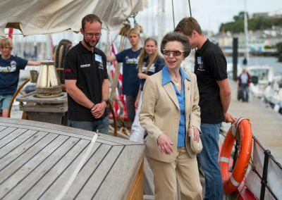 JimW-Island Trust Princess Royal Visit 143
