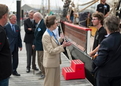 JimW-Island Trust Princess Royal Visit 145