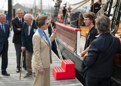 JimW-Island Trust Princess Royal Visit 146