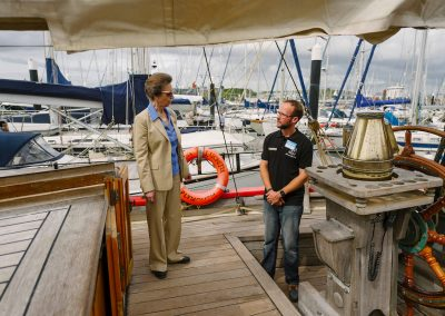 JimW-Island Trust Princess Royal Visit 148