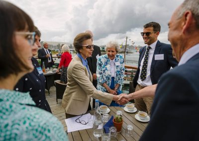JimW-Island Trust Princess Royal Visit 163