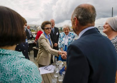 JimW-Island Trust Princess Royal Visit 164