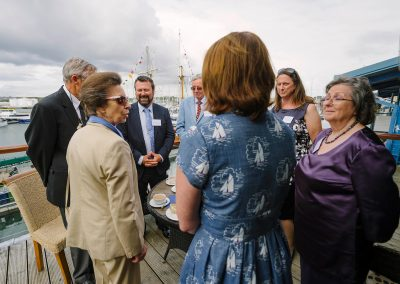 JimW-Island Trust Princess Royal Visit 168