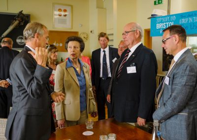 JimW-Island Trust Princess Royal Visit 177
