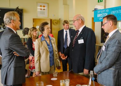JimW-Island Trust Princess Royal Visit 178
