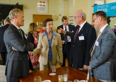 JimW-Island Trust Princess Royal Visit 179