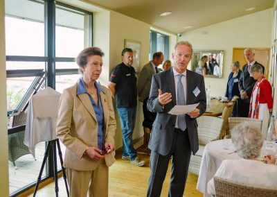 JimW-Island Trust Princess Royal Visit 185